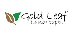 Gold Leaf Landscapes Logo